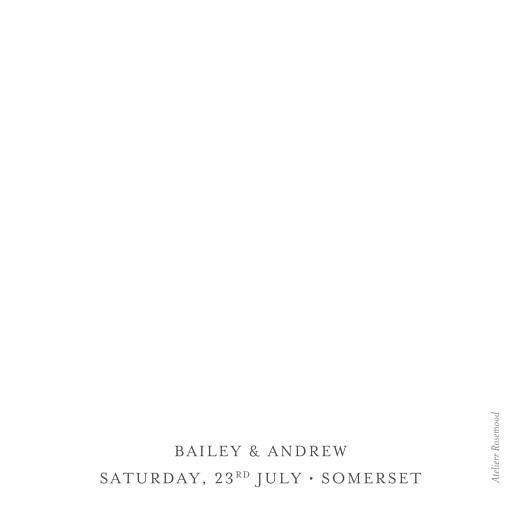 Save The Date Cards The big day white - Page 2