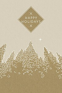 Christmas Cards Christmas star kraft