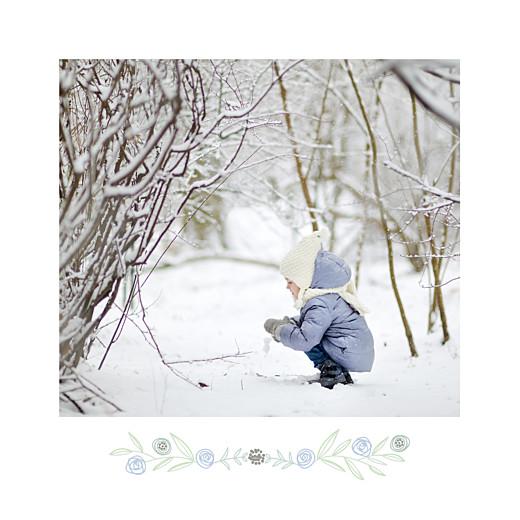 betway必威开户网站圣诞贺卡乡村圣诞冠(箔)蓝 - 第2页
