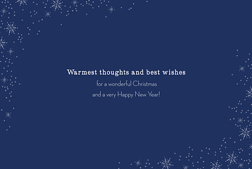 Christmas Cards Winter wonderland (4 pages) blue - Page 3