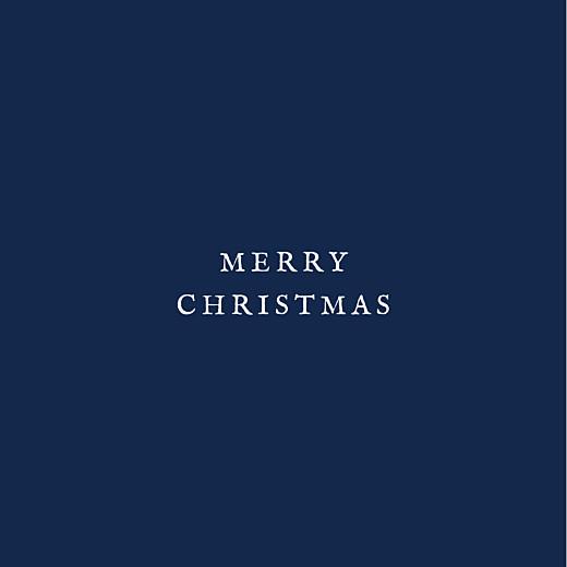 betway必威开户网站圣诞贺卡星座(箔)海军蓝