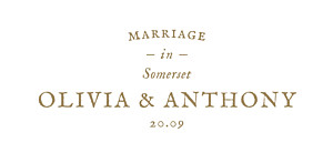 Wedding Gift Tags Provence kraft