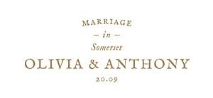 Provence kraft brown wedding gift tags