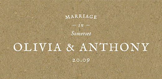 Wedding Place Cards Provence kraft - Page 4
