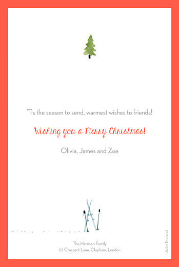 Christmas Cards Alpine white - Page 2
