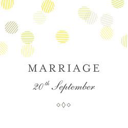 Wedding Gift Tags Celebration kraft