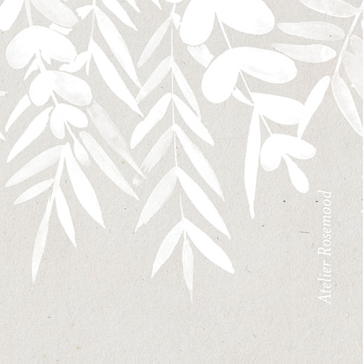 Wedding Gift Tags Foliage gray - Page 2