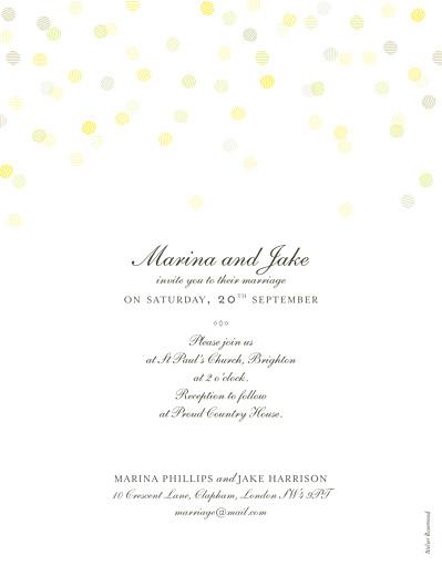Wedding Invitations Celebration kraft - Page 2
