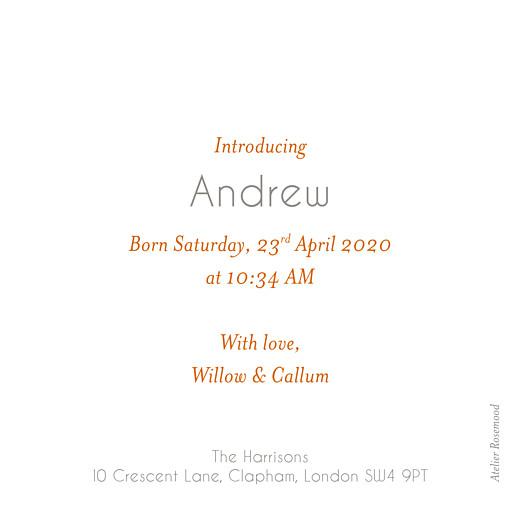 Baby Announcements Mini polaroid white - Page 2
