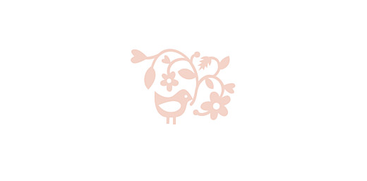 Christening Place Cards Pretty pastel pink - Page 2