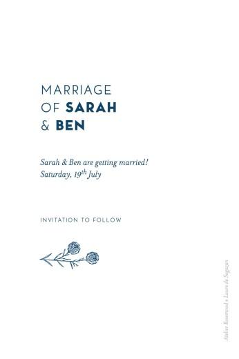 Save The Dates Laure de sagazan (foil) white - Page 2