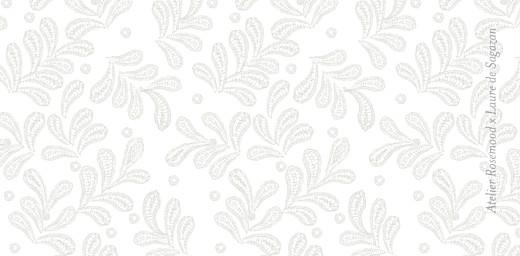 Place Cards Laure de sagazan white
