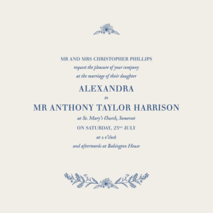 natural chic square wedding invitations atelier rosemood
