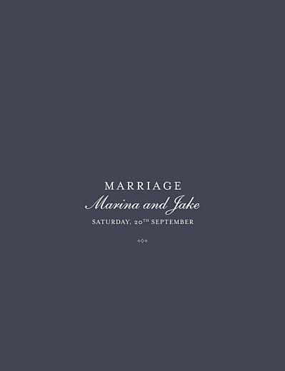 Wedding Invitations Celebration (foil) inky