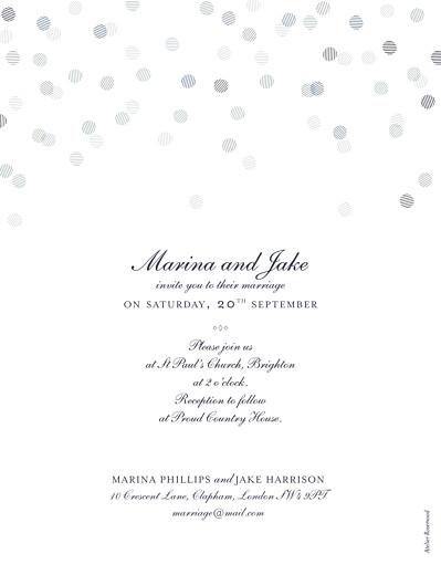 Wedding Invitations Celebration (foil) inky - Page 2