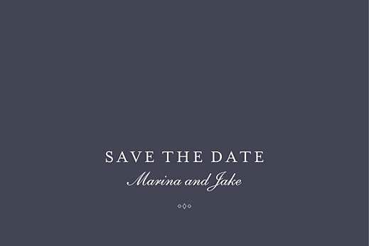 Save The Date Cards Celebration (foil) inky