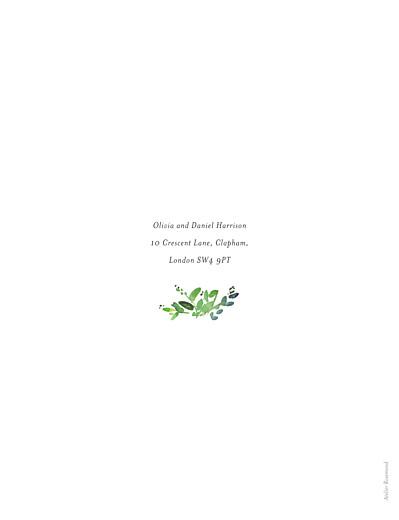 Birthday Invitations Canopy green - Page 2