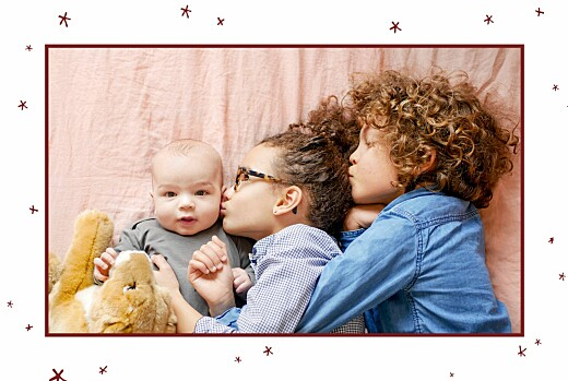 Christmas Cards Lovely stars (4 pages) - Page 2