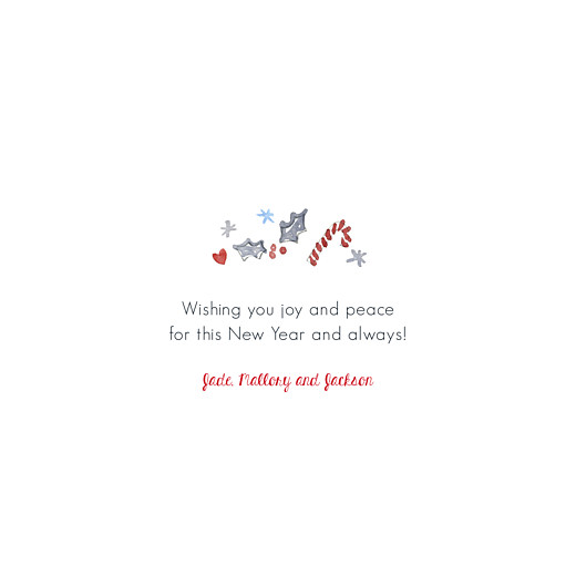 Christmas Cards Warmest wishes (4 pages) - Page 3