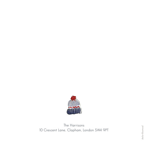 Christmas Cards Warmest wishes (4 pages) - Page 4