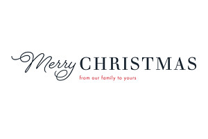 Holiday greetings (4 pages) white without photos christmas cards