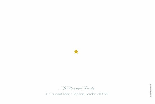 Christmas Cards Star light star bright 4 pages - Page 4