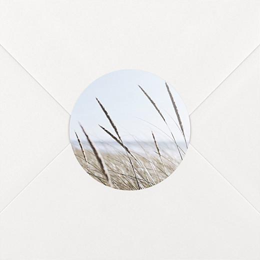 Wedding Stickers Photo white - View 2