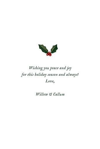 Christmas Cards Retro christmas portrait green - Page 3