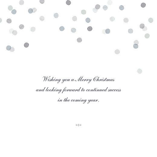 Business Christmas Cards Celebration (foil) ink - Page 3