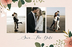Daphné spring save the date cards