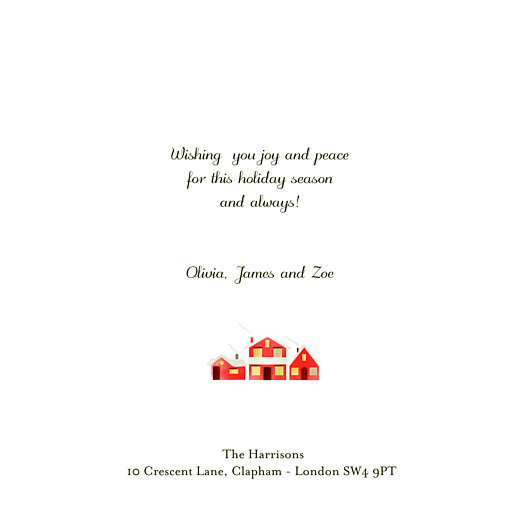 Christmas Cards Evergreen 4 pages - Page 3