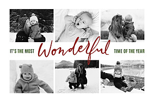 Wonderful christmas cards