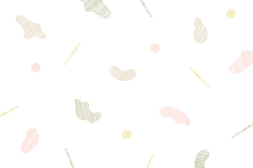 Notecards Pebbles pink