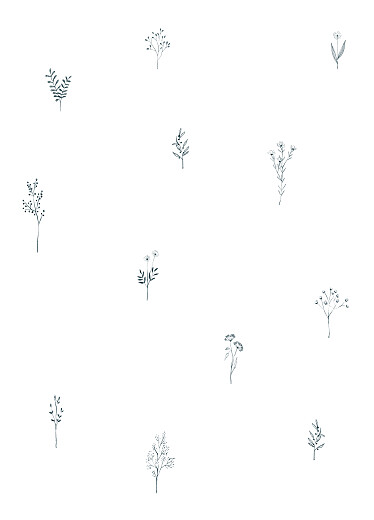 Wedding Order of Service Booklets Floral minimalist beige - Page 3