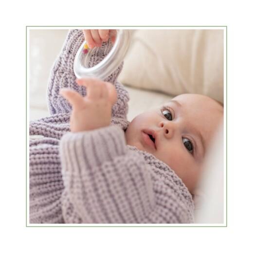 婴儿公告花字母白色-第2页