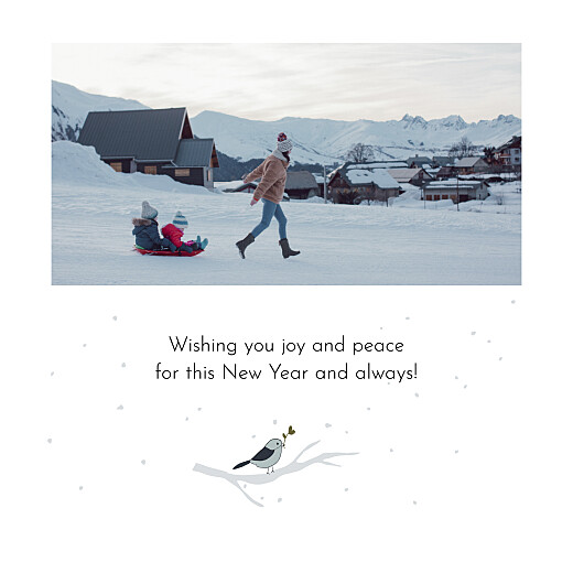 Christmas Cards Winter snow (4 pages) 1 - Page 3