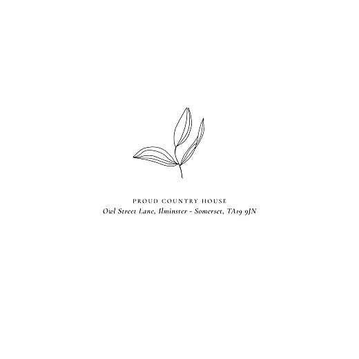 Wedding Invitations Love poems white - Page 2