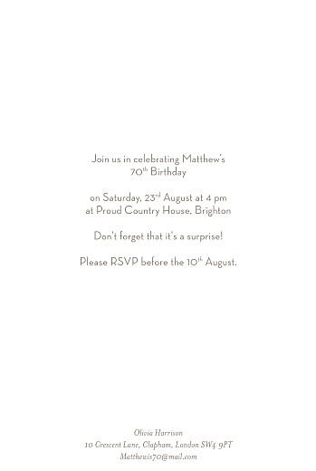 Birthday Invitations Make the headline white - Page 2