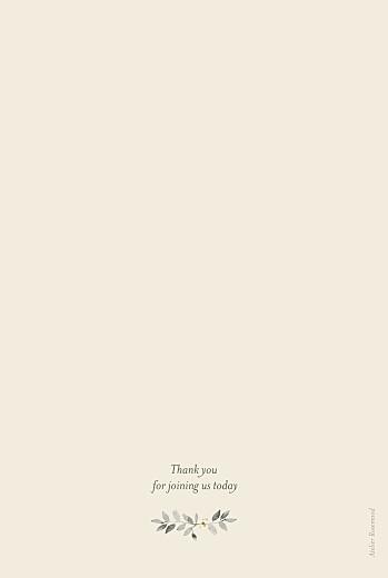 Christening Menus Blessed beige - Page 4