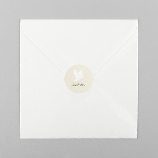 Christening Stickers Divine white - View 1