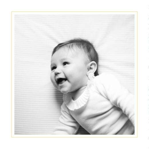婴儿感谢卡自由心(4页)蓝色 - 第2页