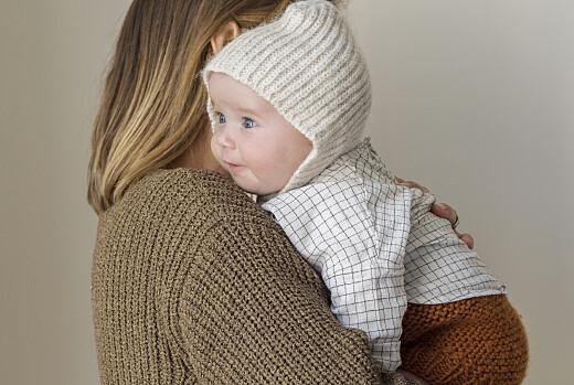 婴儿感谢卡甜蜜时刻(景观5张)白 - 第2页