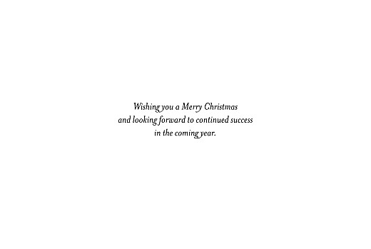 Business Christmas Cards Swing red - Page 3