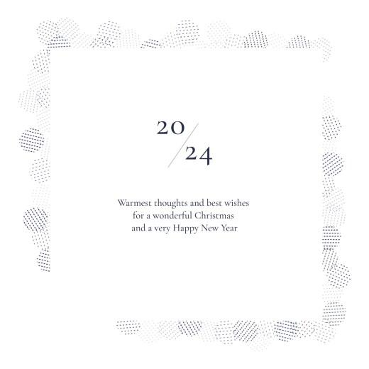 Christmas Cards Sequins (foil) blue - Page 3