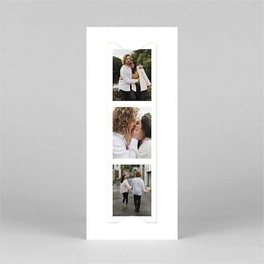 Christmas Cards Swing (fotostreifen) white - View 3