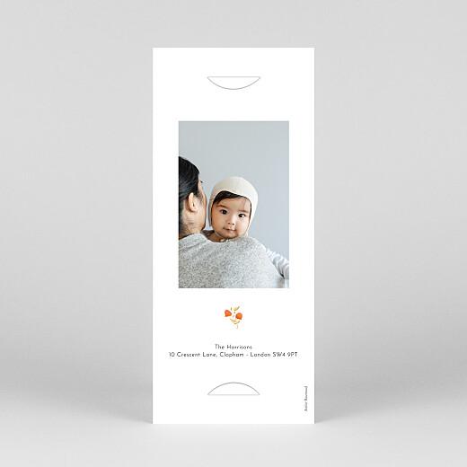 Baby Announcements Four seasons (bookmark) autumn - View 4