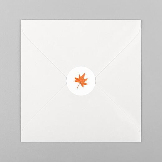 Baby Stickers Autumn baby white - View 1