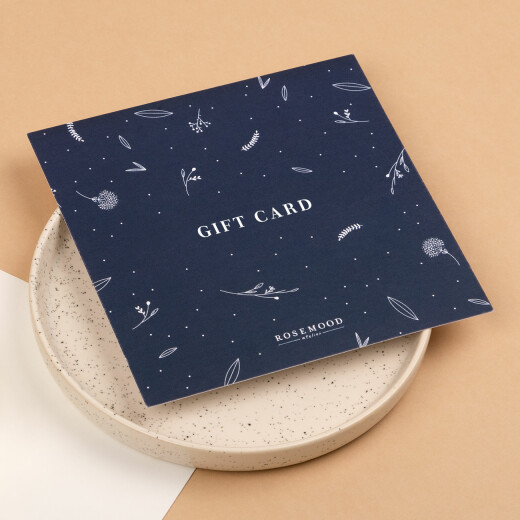 Gift Card Gift card midnight blue - View 1